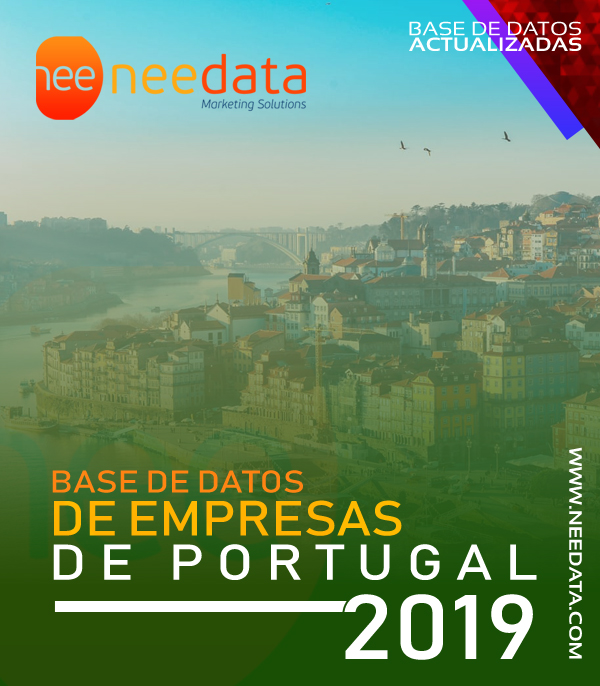 Base de datos de empresas de Portugal 2019