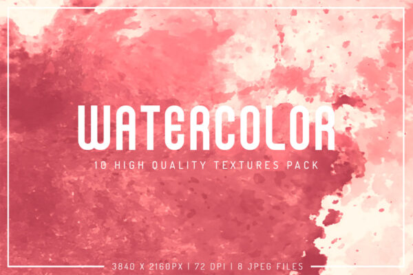 Free-Watercolor-Textures-Pack